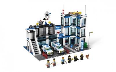Конструктор ЛЕГО Полицейский участок ( LEGO City Police Station ), lego7498