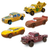 Набор Тачки 3: Крези 8 (Cars 3 Deluxe Die Cast Set - Crazy 8)