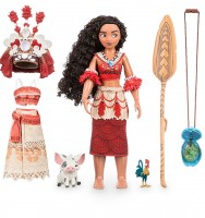 Кукла Ваяна поющая (Disney Moana Singing Feature Doll Set)