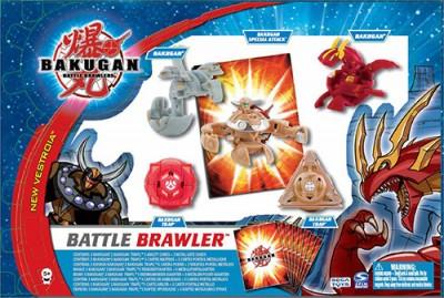 Настольная игра Бакуган Bakugan Brawler Game Pack, 64357-BK
