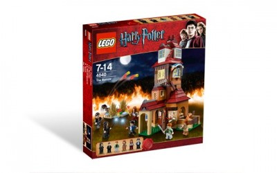 Конструктор ЛЕГО Берроу ( LEGO Harry Potter The Burrow ), lego4840