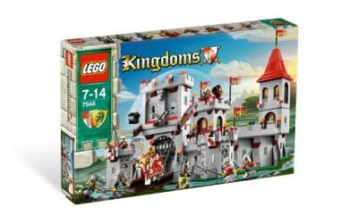 Конструктор ЛЕГО Королевский замок ( LEGO Kingdoms King's Castle ), lego7946