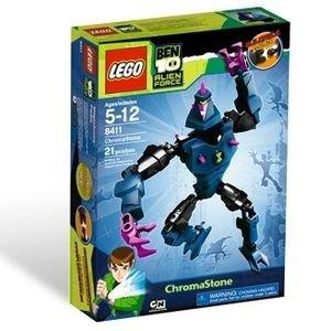Конструктор ЛЕГО Кристалл Бэн ( LEGO Ben 10  ChromaStone ), lego8411