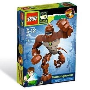 Конструктор ЛЕГО Гумангозавр Бэн ( LEGO Ben 10  Humungousaur ), lego8517