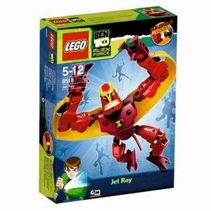 Конструктор ЛЕГО Лучистый Бэн ( LEGO Ben 10  Jet Ray ), lego8518